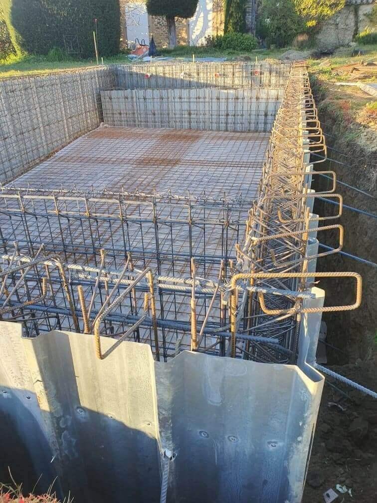 piscine monobloc 11x5 panneau