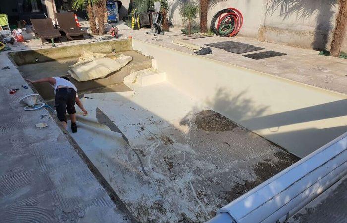 rénovation pvc sable